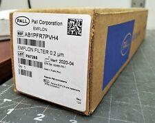Pall Ab1pfr7pvh4 Emflon Air Amp Gas Sterilization Filter Cartridge 02um 10 Z5b3