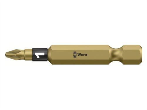 Wera 855//4 BTH BiTorsion Pozidriv Insert Bit Extra Dur 50 mm pack 10