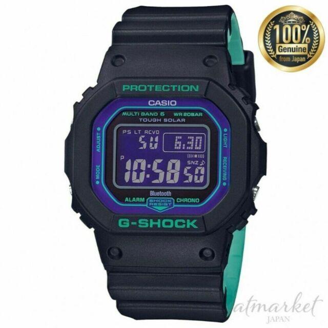 CASIO GW-B5600BL-1JF Watch G-SHOCK Bluetooth Radio Solar Men's JAPAN NEW F/S
