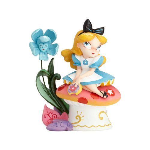 Enesco Miss Mindy Alice in Wonderland