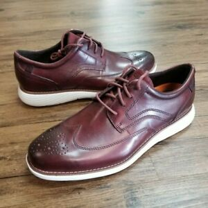 Rockport Men's Garett Wingtip Leather
