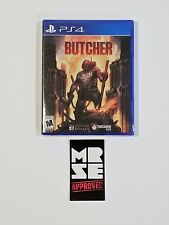 Butcher Limited Run Games #200 for PS4 (PlayStation 4) Brand New & Sealed