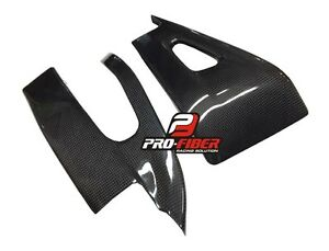 Details about 2013-2019 CARBON SWINGARM SWING ARM COVERS PROTECTORS HONDA  CBR600RR CBR 600 RR