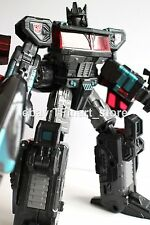 Transformers KOLD Konvoy -Henkei Black Convoy Optimus Prime Classics United CHMS