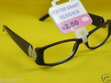 New $15 Foster Grant Designer Women Reading Eyeglasses-2.50