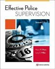 Effective Police Supervision by Taylor & Francis Inc (Paperback, 2014)
