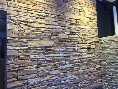 Baustoffe & Holz Heimwerker SchüTtelfrost Und Schmerzen Wandverkleidung,steinoptik Wandpaneele,steinpaneele,granitoptik Wandpaneele