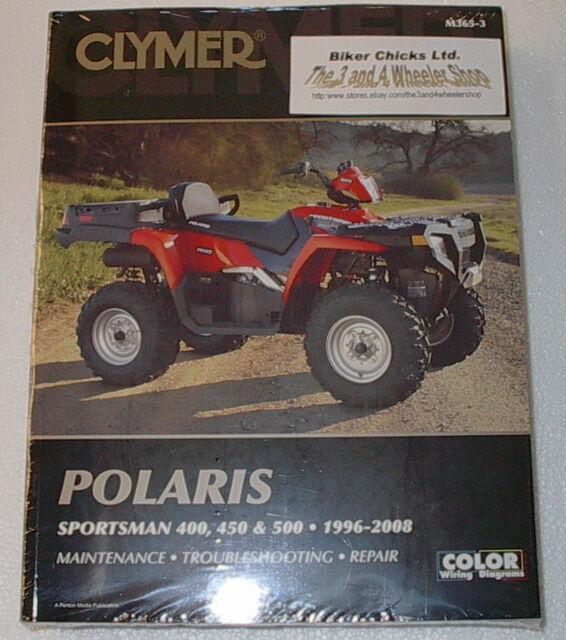 POLARIS SPORTSMAN 600 700 800 ATV REPAIR SERVICE MANUAL on