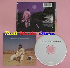 CD EG Turn me on i'm a rocket man 1996 germany WARNER 063013296 no lp mc dvd vhs