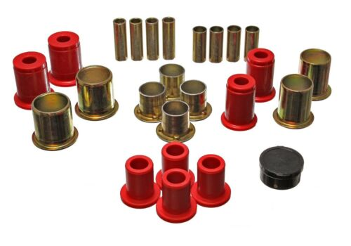 Suspension Control Arm Bushing Kit fits 1990-2004 Chevrolet Astro Caprice Capric