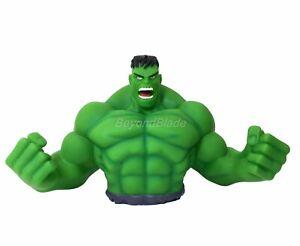 Hulk-Molded-Bust-Bank-Figure-Coin-Bank-Marvel-Universe