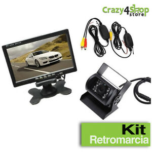 Kit-retromarcia-wireless-Telecamera-per-camper-auto-rimorchi-Monitor-LCD-7-034