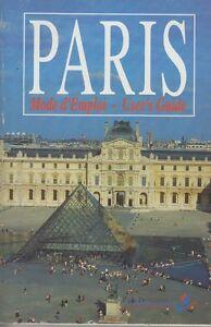 PARIS-MODE-D-039-EMPLOI-USER-039-S-GUIDE-1994-1995