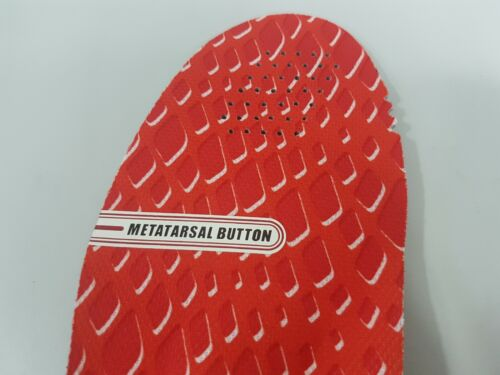 Size 36-50 Red - Minimal Contours Specialized BG High Performance Footbeds BG