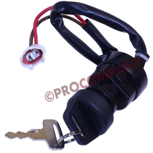 Ignition Key Switch for Yamaha GRIZZLY 125 YFM125 2004 2005 2006-2011 2012 2013