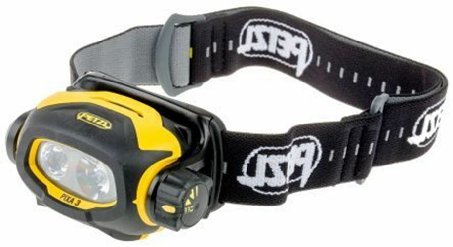 Petzl LED PIXA 3, ATEX LED Petzl Head Torch bc960e