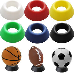 Basketball-Football-Soccer-Display-Stand-Rack-Holder-Support-Base-For-Box-Case