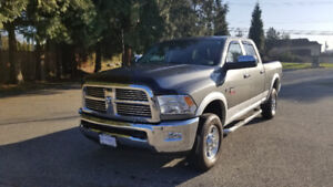 2012 Ram 3500 Laramie Pickup Truck - Excellent Cond.
