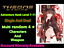 miniatuur 93 - Genshin Impact [NA] Starter Account Eula KoKomi Xiao Venti Baal HuTao Yoimiya