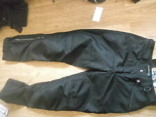 Genuine BMW Motorrad AirFlow 11 Womens Trousers Black waist 28 inch size 12