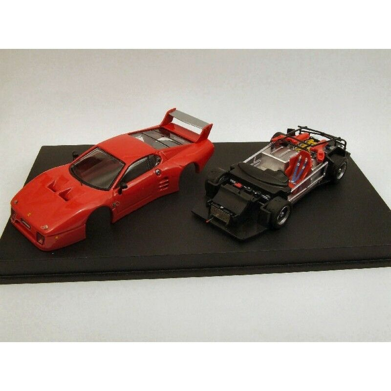 Best bt9389d Ferrari 512 BB present .2 ^ série 1 43 MODELLINO DIE CAST MODEL