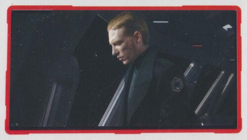 Topps-Sticker 63-Star Wars-Les derniers Jedi