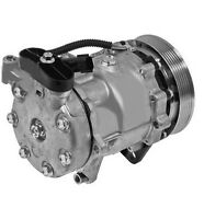 Dodge Durango 00-01 4.7 A/c Compressor With Clutch Aftermarket