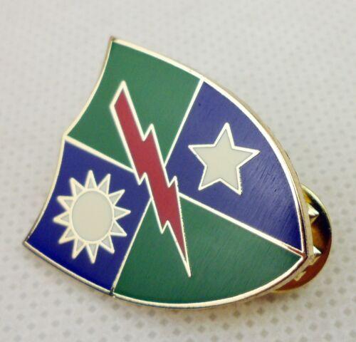 Army 75th Ranger Regiment Cap Hat Lapel Pin Badge U.S
