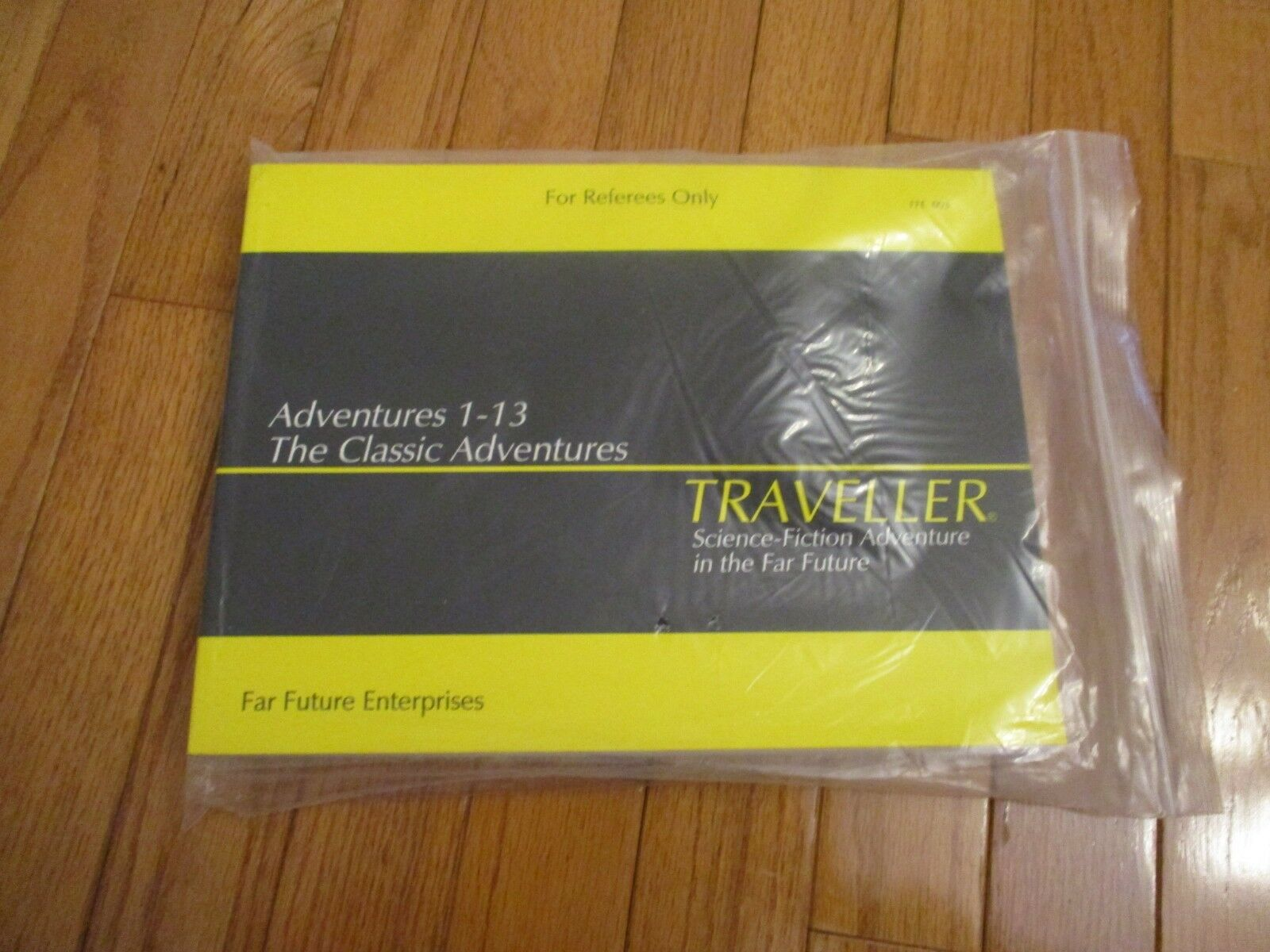 Traveller RPG Far Future Adventures 1-13 The Classic Adventures