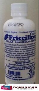 Friccilicont-ointment-unguento-10-Oz-rheumatic-arthritis-sciatica-pain-relief
