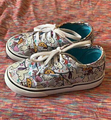 Vans Toddler Girls Llama Party Shoes