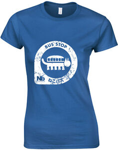 Cat-Bus-Stop-Anime-My-Neighbour-Totoro-Inspired-ladies-Printed-T-Shirt-Women-Tee