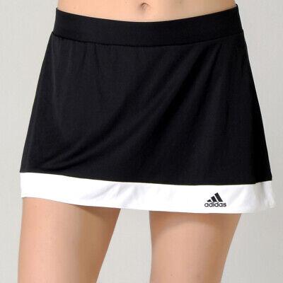 Adidas Galaxy Skort Performance Climalite Rock Gonna Da Tennis Fitness Sport Lustro
