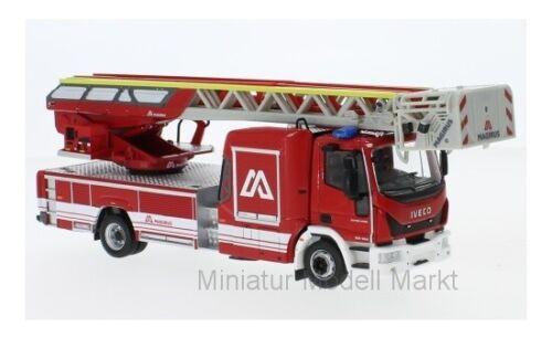 #116255 Feuerwehr Eligor Iveco Magirus Drehleiter M32 L-AS 1:43