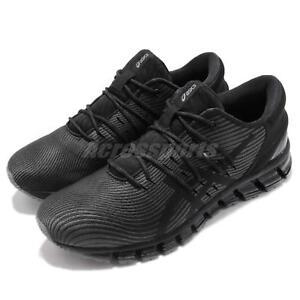 Asics Gel-Quantum 360 4 Dark Grey Black