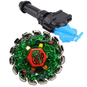 Beyblade Metal Fusion Masters Fight Bb69 Poison Blue Launcher Grip