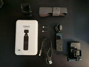 DJI Osmo Pocket et accessoires