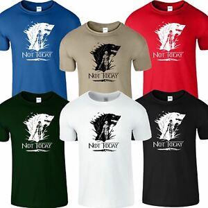 Arya-Stark-Not-Today-T-Shirt-Mens-Game-Season-Womens-Shirt-Adults-Unisex-Fit