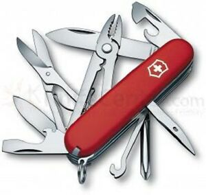 Victorinox Swiss Army Knife Deluxe Tinker Red 53481 18