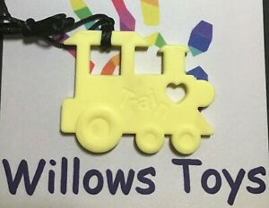 Chewelry-Sensory-Autism-ASD-ADHD-SEN-Chewable-Oral-Motor-Chew-Therapy-Train