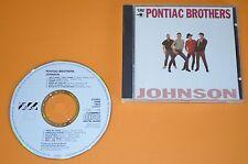 The Pontiac Brothers - Johnson / Line Music 1988 / W. Germany / Rar