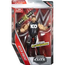 WWE KEVIN OWENS ELITE SERIES 43 MATTEL ACTION FIGURE NXT BELT