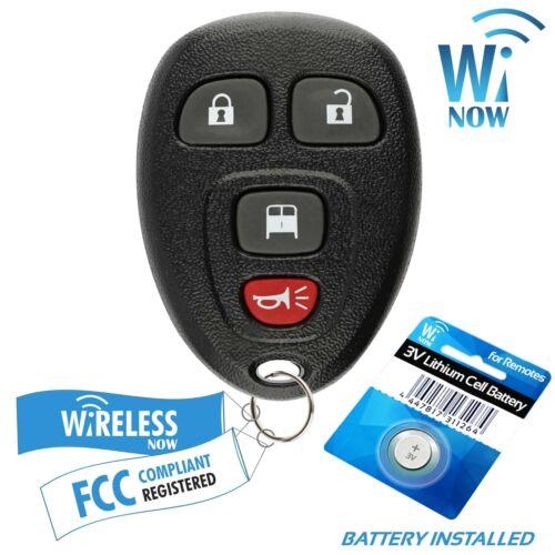 For Car Key Fob Keyless Van Remote 2007 2008 2009 2010 2011 GMC Savana 3500
