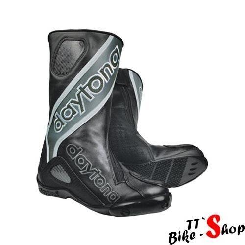 """Daytona /""""EVO sports/"""" extérieur chaussures en noir-gris toutes les tailles surchaussures"""