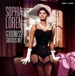 Sophia-Loren-Goodness-Gracious-Me-Red-Vinyl-New-Vinyl-Colored-Vinyl-180-G