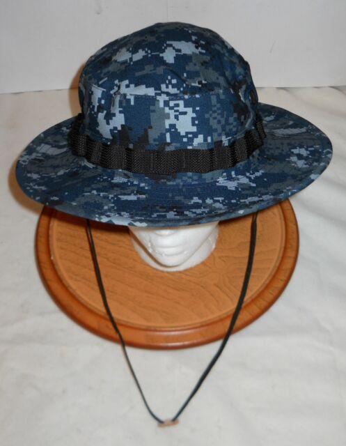 ... new zealand boonie hat u.s navy digi 50 50 nyco twill some w 258e4 0327a 1bd51b418f2