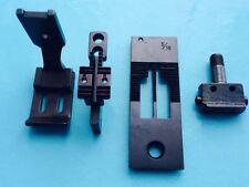 "Twin Needle Gauge Set 8mm 5/16"" Brother Singer Juki Industrial Sewing Machines"