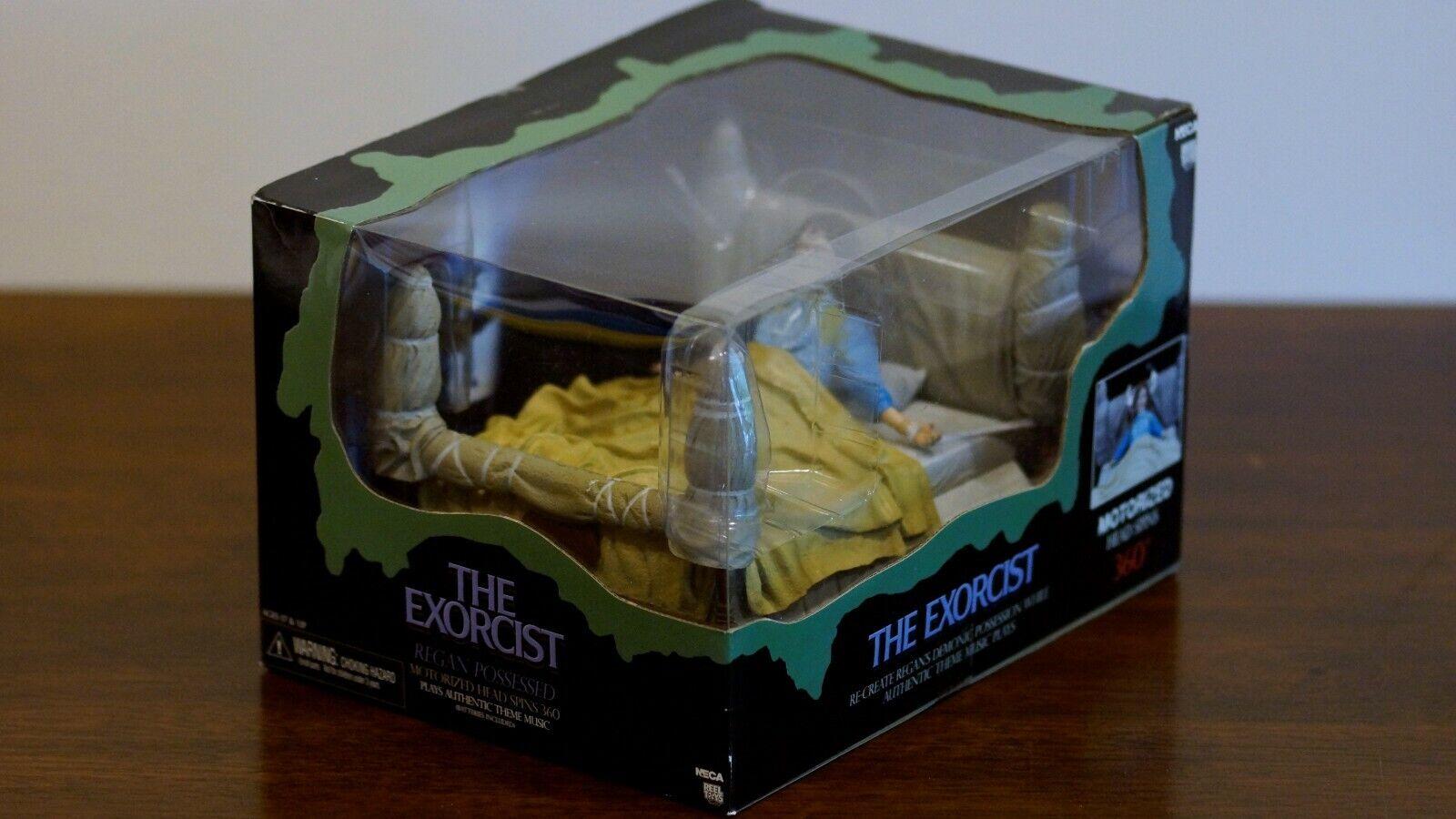 El Exorcista – Box Set Deluxe Regan poseía  Descatalogado  NECA Figura De Acción