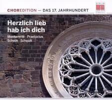 Various - Herzlich Lieb Hab Ich Dich - CD NEU