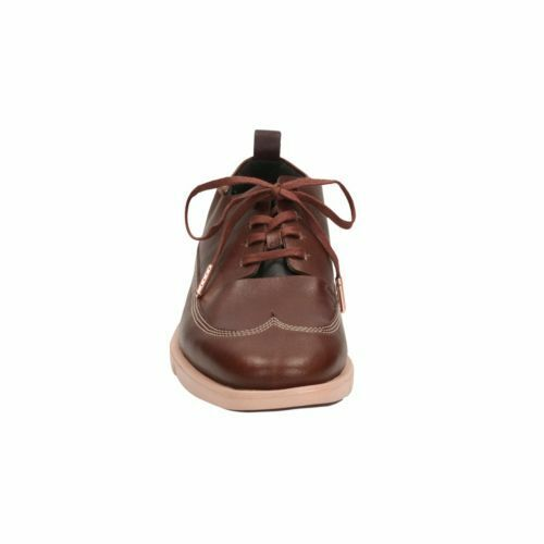 5 5 Rrp tri £ 90 Leather 5 Uk casuales mujer de Nia Tan Zapatos Clarks vBHqzB